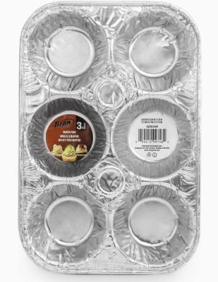 A0074-1 : Titan A0074-1 : Cuisine et maison - Matériel de cuisson - Moules A Muffin All. TITAN , MOULES A MUFFIN ALL., 24 x 3 un