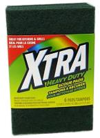 A00751 : Heavyduty Scour Pads Green
