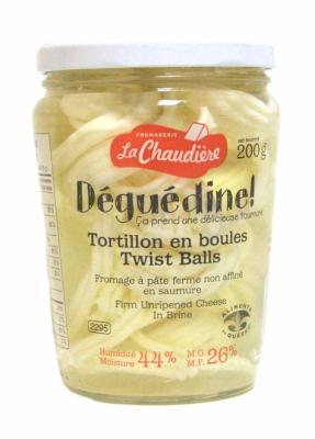 A0429 : La chaud. A0429 : Déjeuner et collations - Fromage - Pot Twist LA CHAUD., POT TWIST, 12X200g