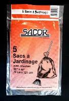 A177-P : Sac Orange 30x48