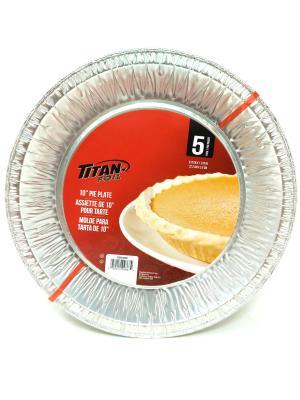 A190 : Titan foil A190 : Cuisine et maison - Matériel de cuisson - Assiette A Tarte Alluminium 10