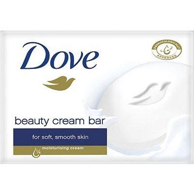 A252 : Dove A252 : Hygiène et santé - Savons et gels douche - Savon Barre (bte Bleue-blanche) DOVE, SAVON barre (bte bleue-blanche), 48X100G
