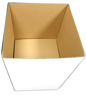 A4 : Presentoir vide (poule) A4 : Accessoires & fournitures - Fournitures de bureau - 20 X 20 X 34