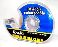 A66 : Adhesive Tape Clear 18mm X 20 Mm
