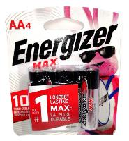 AENAA4 : Batterie Aa(4)