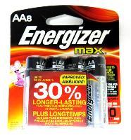 AENAA8-P : Batterie Aa(8)