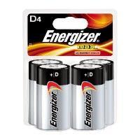 AEND4-P : Batterie D(4)