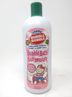 CA2577 : Dubble bubble CA2577 : Hygiène et santé - Savons et gels douche - Bain Mer  Gom-balounne DUBBLE BUBBLE, BAIN MER  gom-balounne , 12 x  1L
