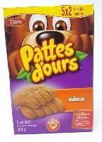 CB6532 : Pattes D'ours Melasse