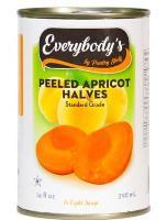 CF801 : Abricots Moitiées