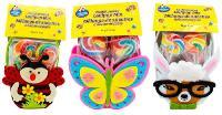 CG1313-1 : Suçons Saveur Fruits (papillon Et  Ani)