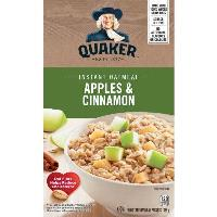 CG2087 : Instant Hot Cereal Apples & Cinnamon