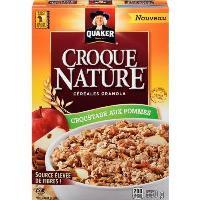 CG946 : Cereales Granola Croustade Pommes