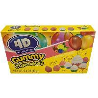 CG9563 : Gummy Cupcakes Kits