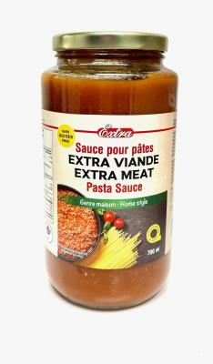 CH001 : Extra CH001 : Condiments - Sauce - Meat Sauce EXTRA, MEAT SAUCE,12 x 650ML