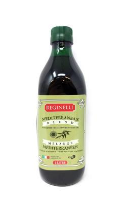 CH0072-1 : Reginelli CH0072-1 : Oils and vinegars - Oil - Sunflower & Olive Oil Blend REGINELLI, sunflower & olive oil BLEND, 12 x 1 L
