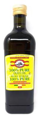 CH039 : Villa toscanella CH039 : Oils and vinegars - Oil - Pure Olive Oil VILLA TOSCANELLA, PURE OLIVE OIL, 12 x 1L