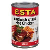 CH268 : Sauce Hot Chicken