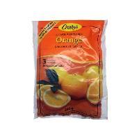 CJ7186 : Orange Crystal