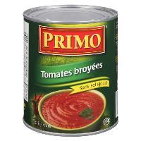 CL446 : Tomates BroyÉes Sans Sel