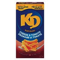 CN004 : Macaroni Fromage & Tomate