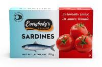 CP038 : Sardines In Tomato Sauce