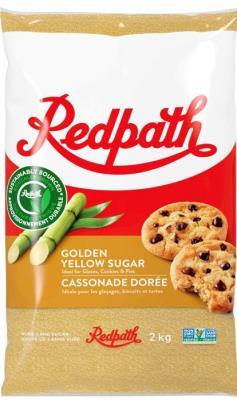 CS213 : Redpath CS213 : Ingrédients de cuisine - Cassonade - Casso DorÉe REDPATH,CASSO DORÉE, 10 x 2 KG