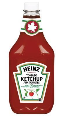 CT3 : Heinz CT3 : Condiments - Ketchup - Ketchup Comp HEINZ, KETCHUP COMP, 12X1L