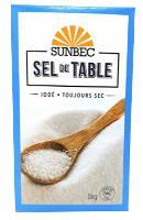 E1 : Table Salt