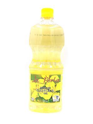 H0034 : La perla H0034 : Oils and vinegars - Oil - Canola Oil LA PERLA, CANOLA OIL,12X946ML