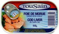 P481-1 : Foie De Morue