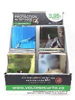 V0013 : Disp.protect Credit Card